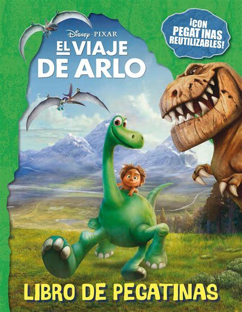 El Viaje De Arlo Libro De Pegatinas Disney El Viaje De Arlo