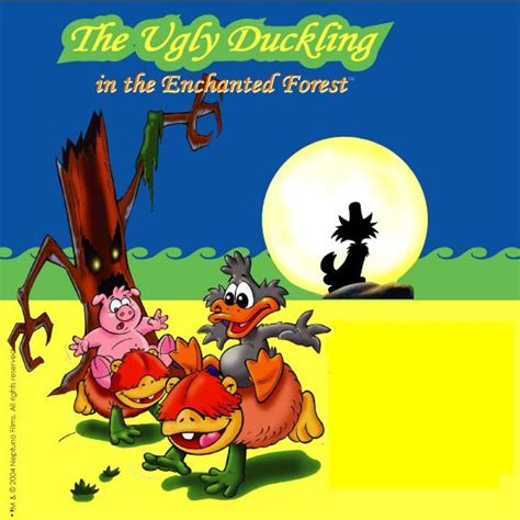 El patito feo/The Ugly Duckling (Hadas y duendes/Fairies and Elves)