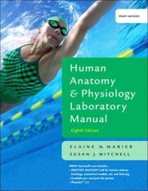 Elaine Marieb Laboratory Manual