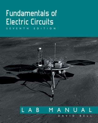 Electric Circuits David A Bell Solution Manual