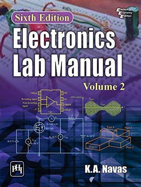 Electrical Simulation Lab Manual