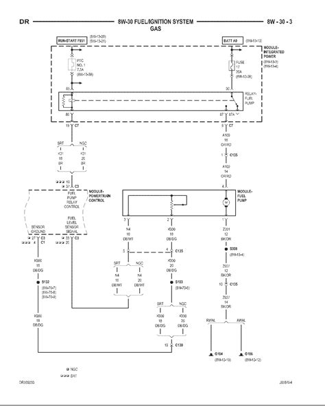 Electrical Wiring Diagrams For 2008 Dodge Dakota Pick Up