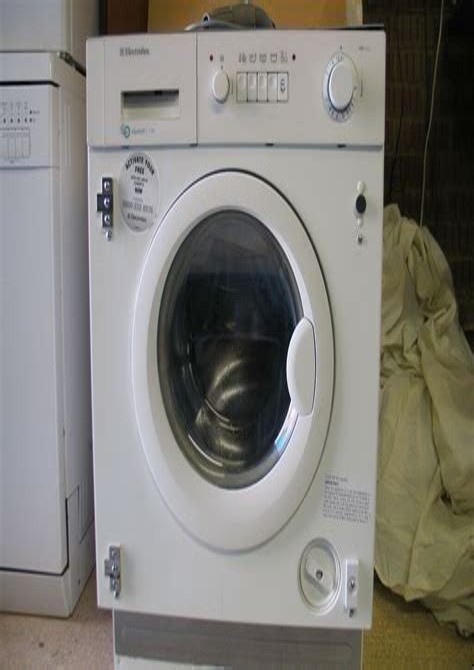 Electrolux Washing Machine Aqualux 1200 Manual