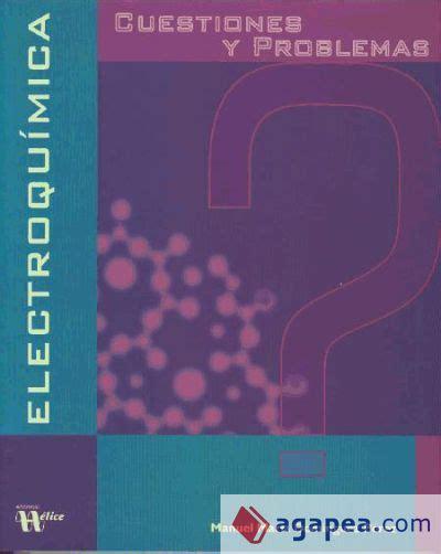 Electroquimica Cuestiones Y Problemas