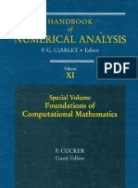 Elementary Numerical Analysis Atkinson Solution Manual