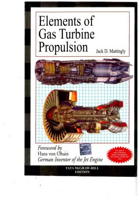 Elements Of Gas Turbine Propulsion Mcgraw Hill Series In Mechanical Engineering