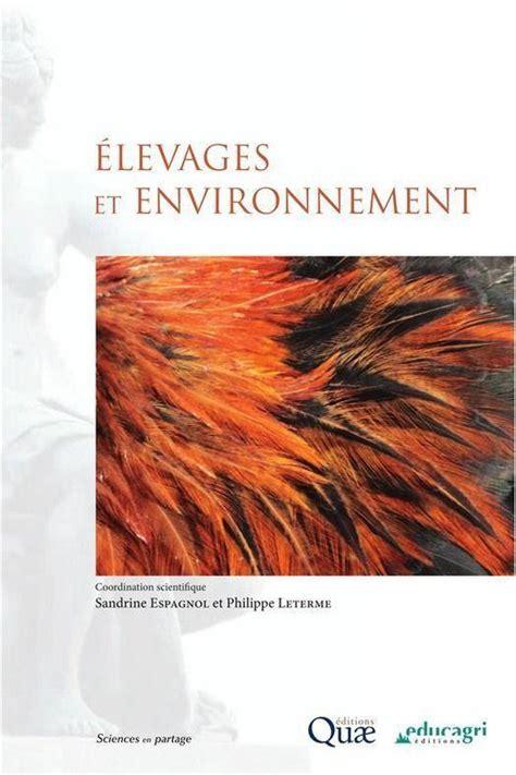 Elevages Et Environnement Sciences En Partage