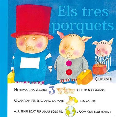 Els Tres Porquets Pictogrames Amb