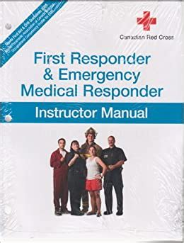 Emergency Medical Responder Instructor Manual
