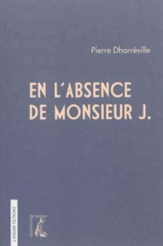 En Labsence De Monsieur J