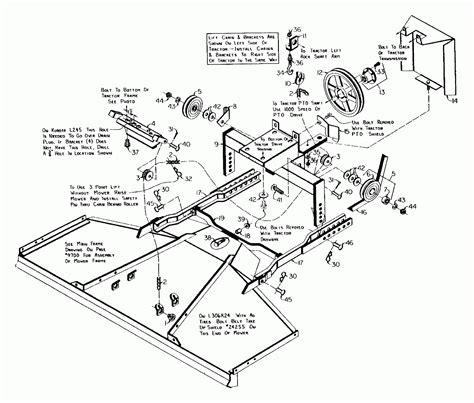 Engine Diagram For Kubota M110