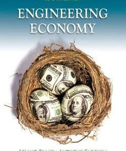 Engineering Economy 7th Edition Anthony Tarquin Solutions Manual