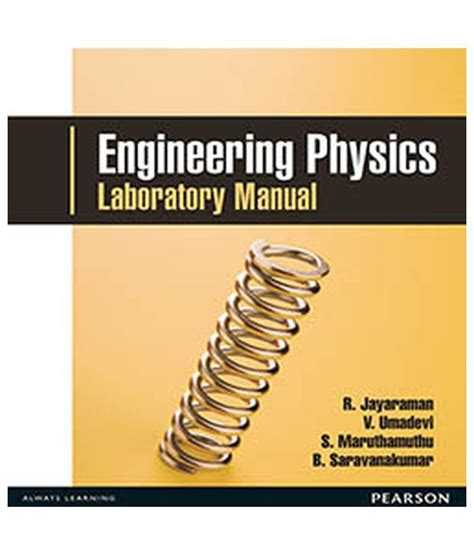 Engineering Physics Lab Manual With Readings