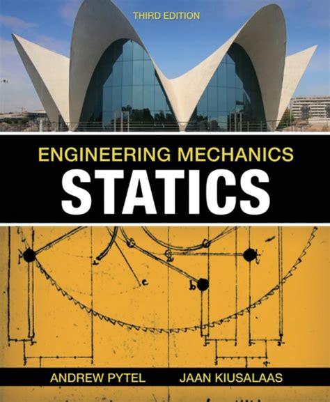 Engineering Statics 3rd Edition Solution Manual
