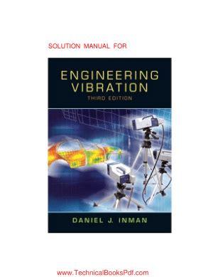Engineering Vibration 3rd Edition Solution