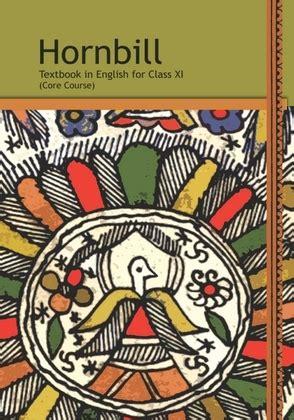 English Guide For Class 11 Cbse Hornbill