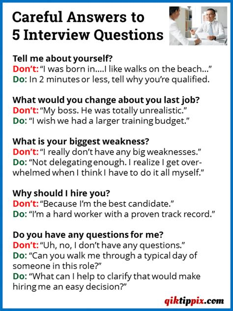 English Interview Questions And Answers