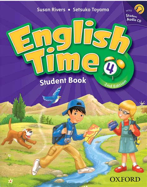 English Time 4 Workbook