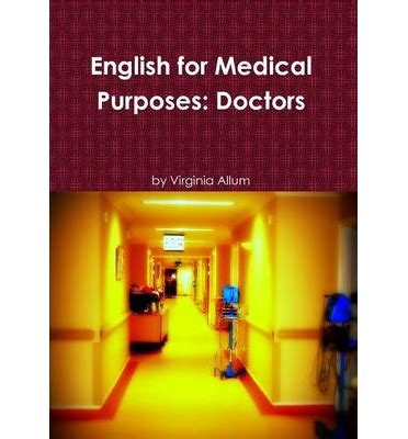 English for Medical Purposes: Doctors