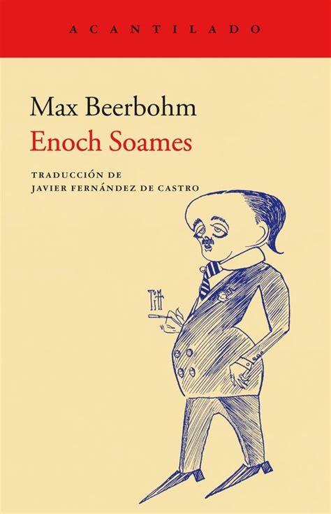 Enoch Soames 98 Cuadernos
