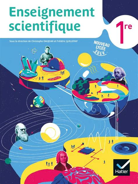 Enseignement Scientifique 1re Ed 2019 Livre Eleve