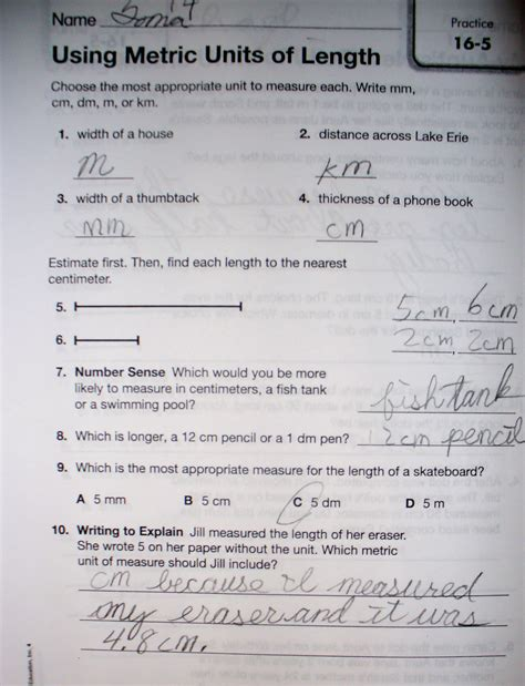 Envision Math Grade 3 Workbook Answers