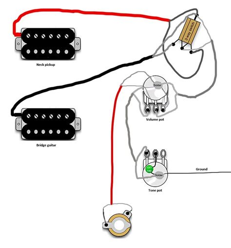 Epiphone Special Ii Wiring Diagram