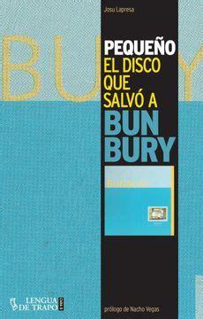 Equeno El Disco Que Salvo A Bunbury Cara B