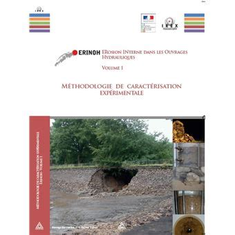 Erinoh Volume 1 Methodologie De Caracterisation Experimentale