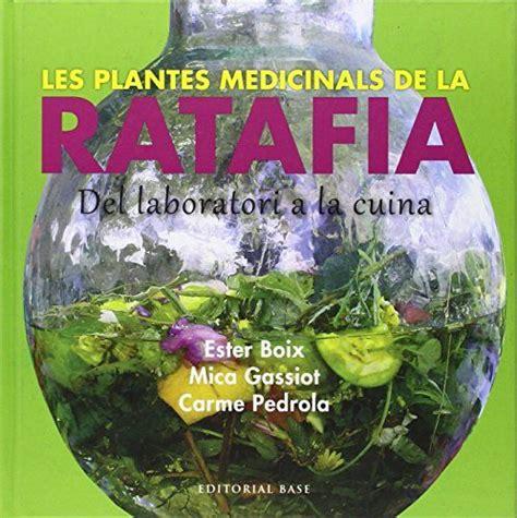 Es Plantes Medicinals La Ratafia Base Imatges