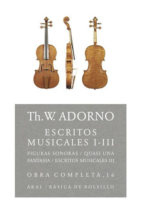 Escritos Musicales I Iii Basica De Bolsillo