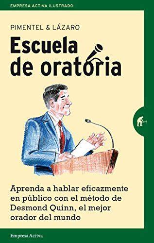 Escuela De Oratoria Empresa Activa Ilustrado