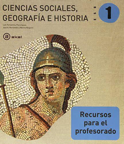 Eso 1 Sociales Galicia