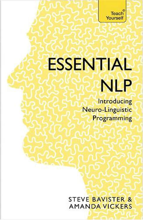 Essential Nlp Teach Yourself
