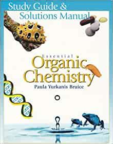 Essential Organic Chemistry 1st Study Guide