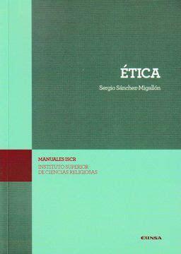 Etica Manuales De Iscr