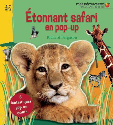 Etonnant Safari En Pop Up