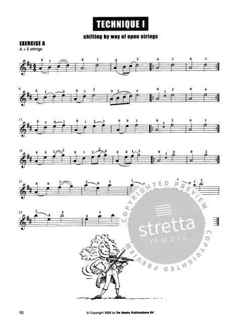Etude Des Positions Volume 3 5eme Et 1 2 Positions Violon