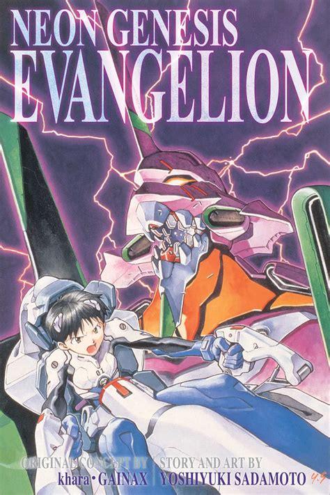 Evangelion Neon Genesis Vol 1