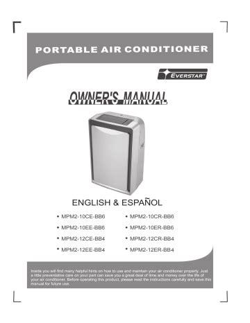 Everstar Mpm2 10cr Bb6 Manual