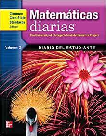 Everyday Mathematics Grade 4 Spanish Math Journal 2