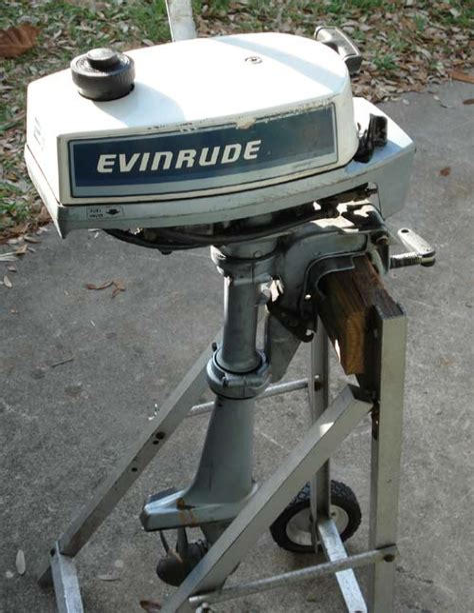 Evinrude 2 Hp Outboard Motor Manual