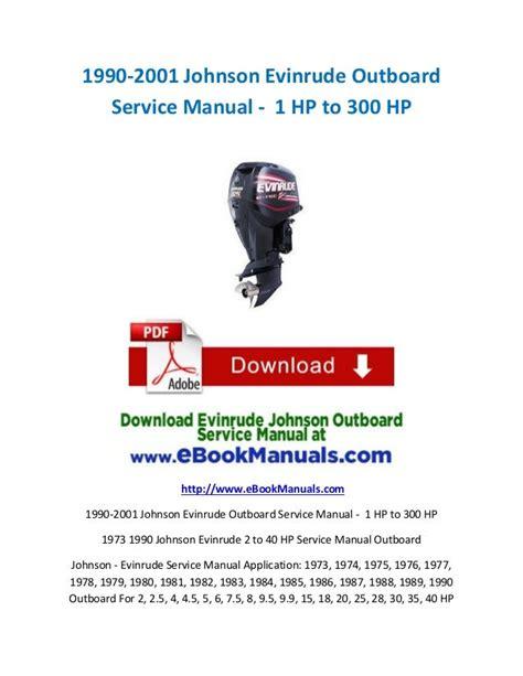 Evinrude 86 40hp Manual