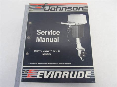 Evinrude Junior Owner Manual