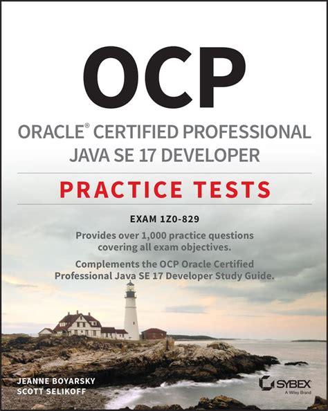 Exam 1Z0-084 Book