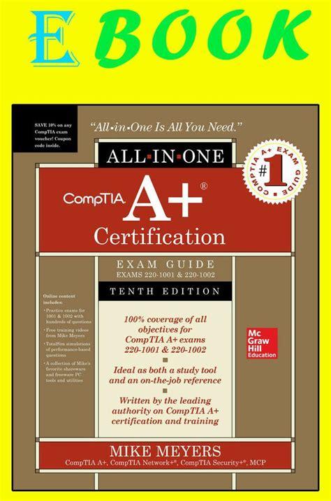 Exam 220-1002 Study Guide