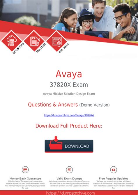 Exam 37820X Study Solutions