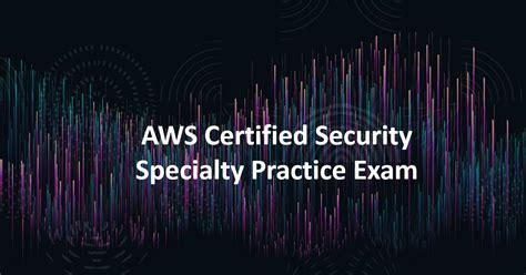 Exam AWS-Security-Specialty Online
