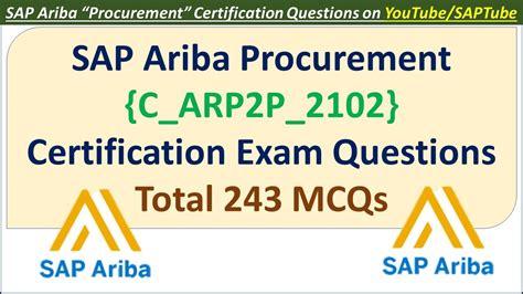 Exam C-ARP2P-2102 Dump