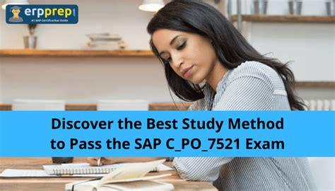 Exam C_PO_7517 Simulations